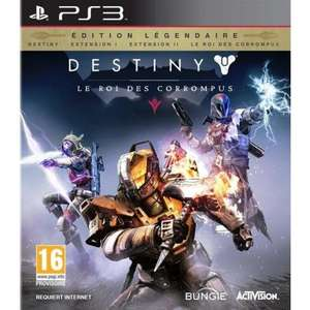 Destiny - Le Roi des Corrompus sur PS3 et Xbox 360
