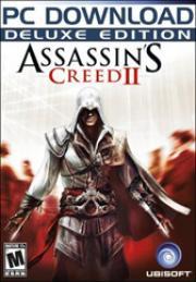 Sélection de jeux Assassin's Creed en Promotion sur PC (Dématérialisés - Ubi Connect) - Ex: Assassin's Creed II Deluxe Edition