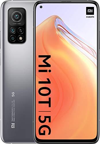 "Smartphone 6.67"" Xiaomi Mi 10T - 128 Go, 6Go de Ram"