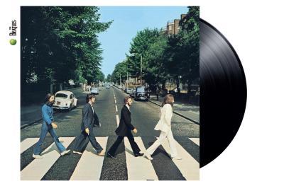 Vinyle The Beatles - Abbey Road (Via 4€ sur la carte fidélité)