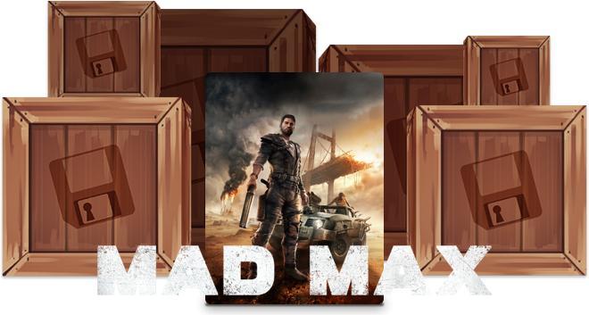 Humble Monthly: Mad Max sur PC + 6 Jeux (Dématérialisé)