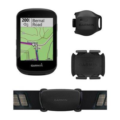 Bundle compteur GPS vélo Garmin Edge 530 (royalbikeshop.com)