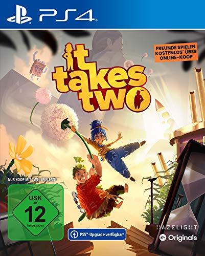Jeu It Takes Two sur PS4 (compatible PS5)