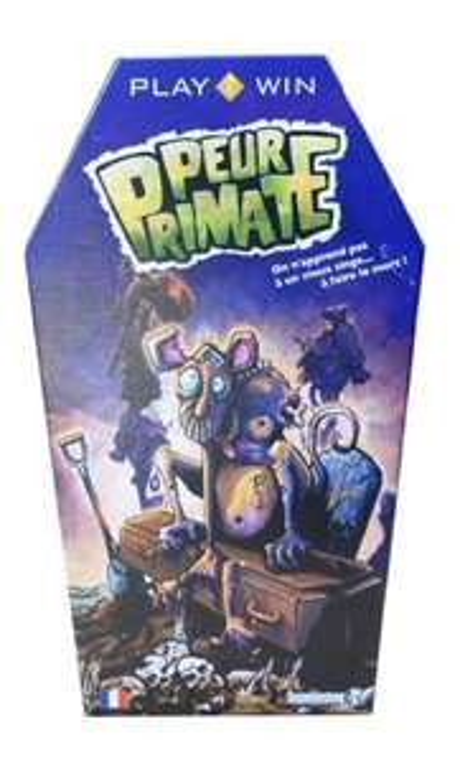 Jeu de société Play and Win - Peur primate