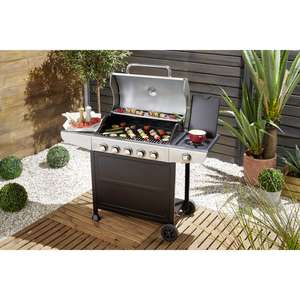Barbecue au Gaz GZ5100
