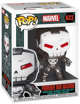 Figurine Funko Pop! Marvel (623) - Punisher War Machine