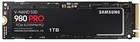 SSD interne NVME PCIe 4.0 Samsung 980 Pro - 1 To