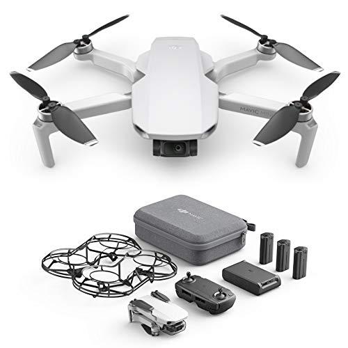Drone quadricoptère DJI Mavic Mini Combo - Occasion comme neuf (Lire desc. av. de signaler comme expiré)