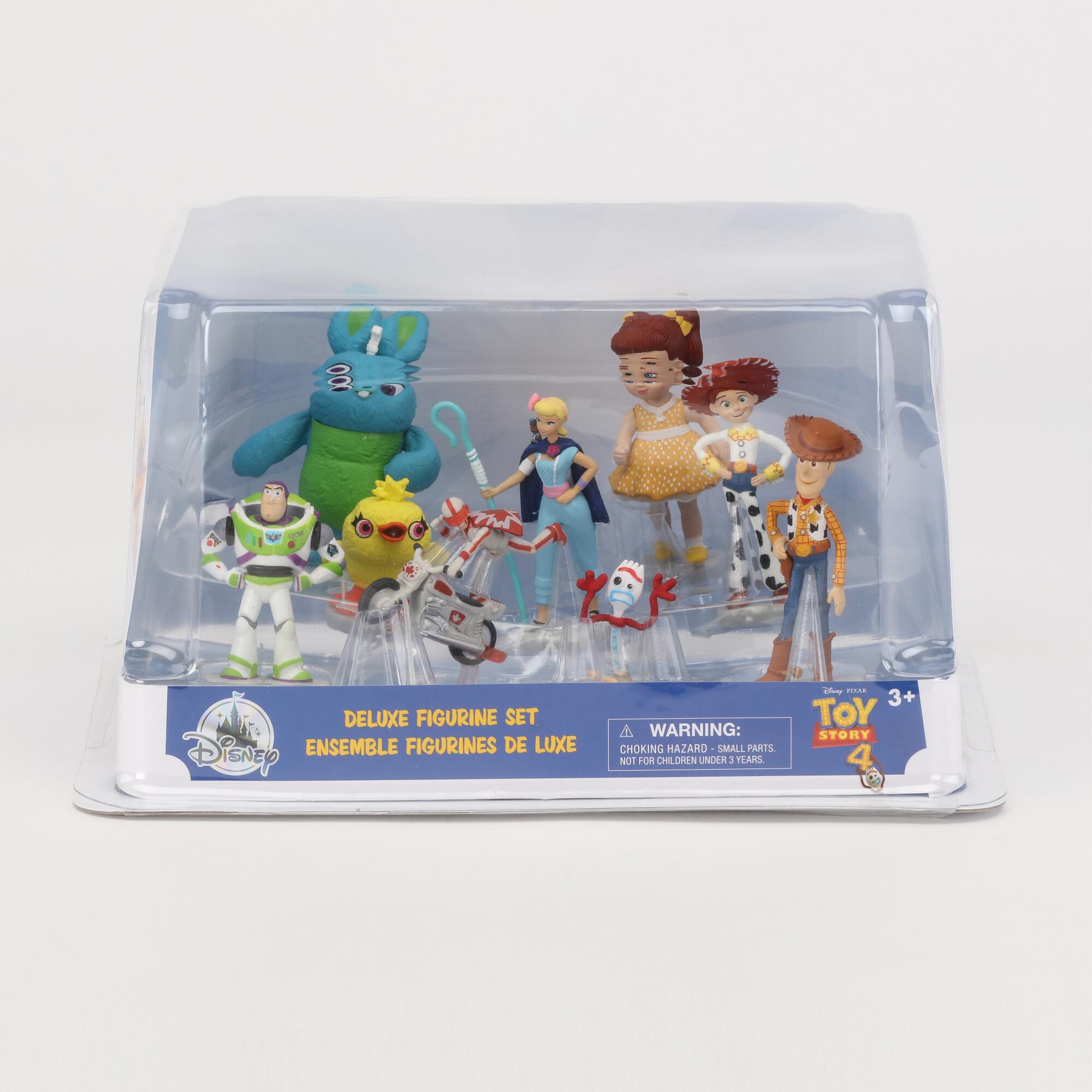 Sélection de Coffrets Disneyland Paris - Ex: 9 figurines Toy Story 4