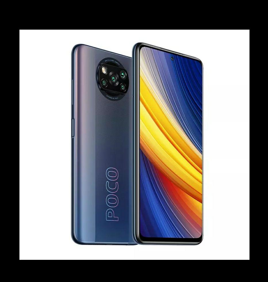"Smartphone 6,67"" Xiaomi Poco X3 Pro - 6 Go RAM, 128 Go ROM (Entrepôt France)"