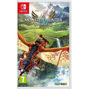 [Précommande] Monster Hunter Stories 2 sur Nintendo Switch + 10€ offerts pour les adhérents Fnac + Poster A2