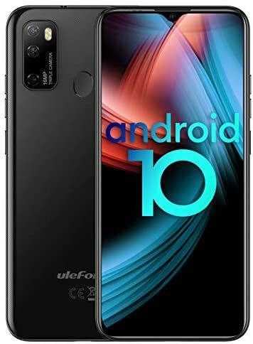 "Smartphone 6.52"" Ulefone Note 9P - HD, 4500mAh, RAM 4Go + ROM 64Go (Vendeur tiers)"