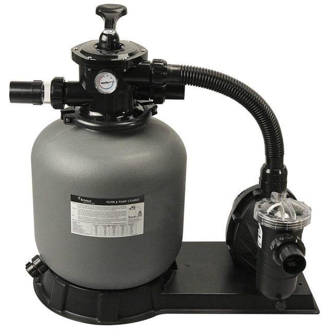 Kit de filtration à sable filtre à sable 8M3H