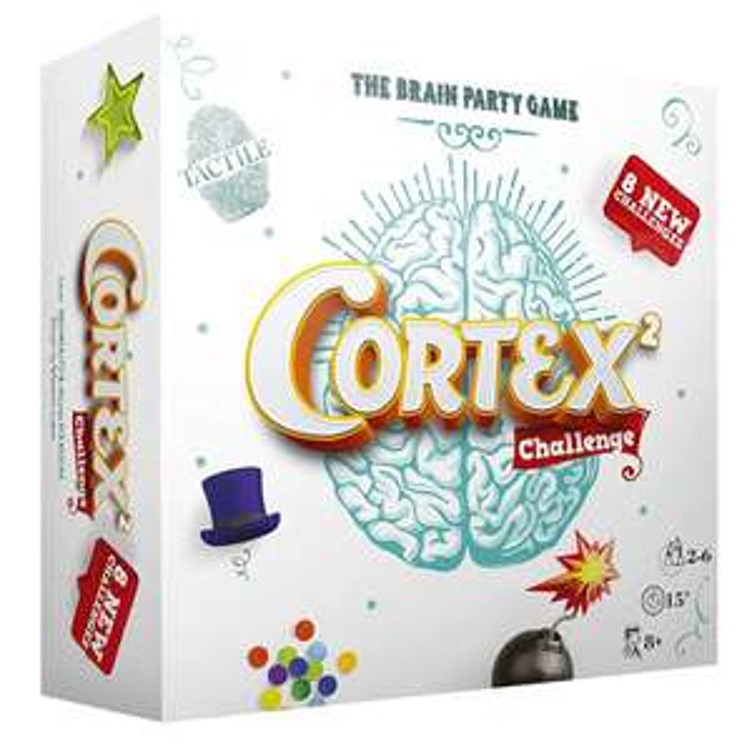 Jeu de société Asmodee Cortex Challenge 2 (via coupon)