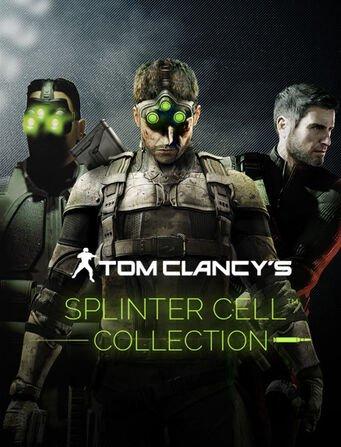 Tom Clancy's Splinter Cell Collection sur PC (Dématérialisé)