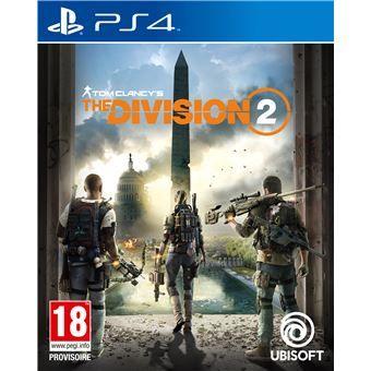 The Division 2 PS4 sur PS4 (Frais de port compris - Vendeur tiers)