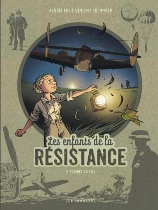 Les Enfants de la Résistance : Tome 1 en lecture gratuite (Dématérialisé - lelombard.com)