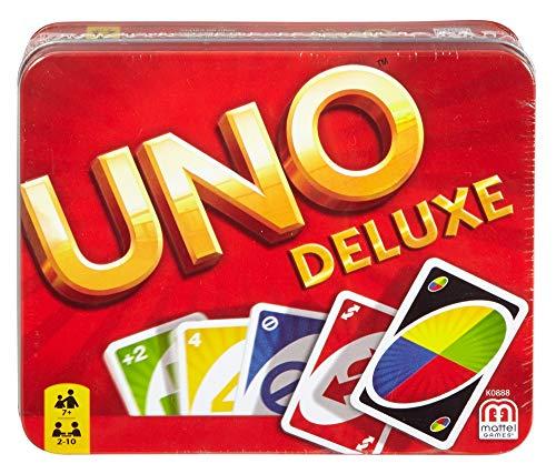 Jeu de société Uno Deluxe (via coupon)
