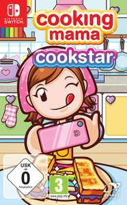 Cooking Mama: CookStar sur Nintendo Switch