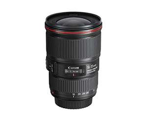 Objectif Canon EF 16-35 mm f/4.0 L IS USM