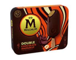 1 Boite de 4 Glaces Magnum