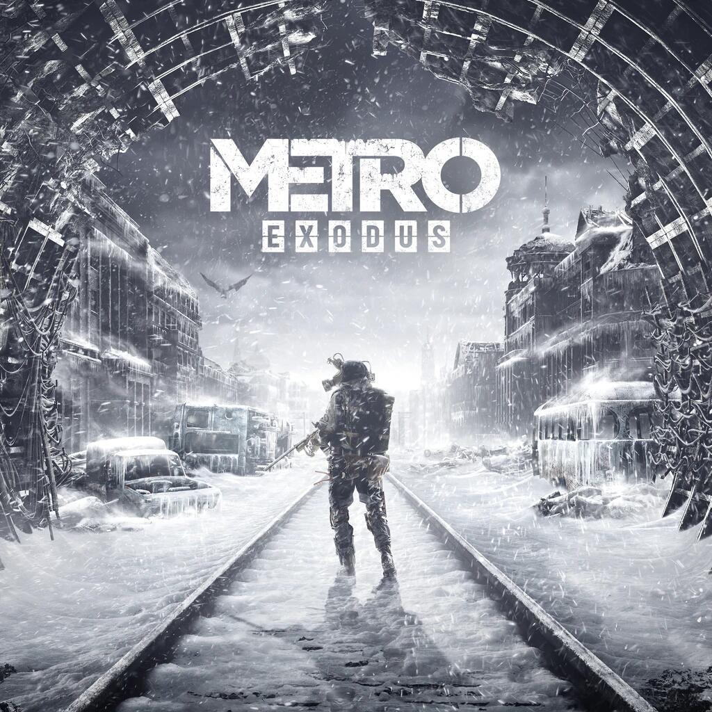 Metro Exodus sur PS4 (Dématérialisé)