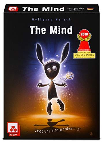 Jeu de Cartes The Mind - Version Allemagne