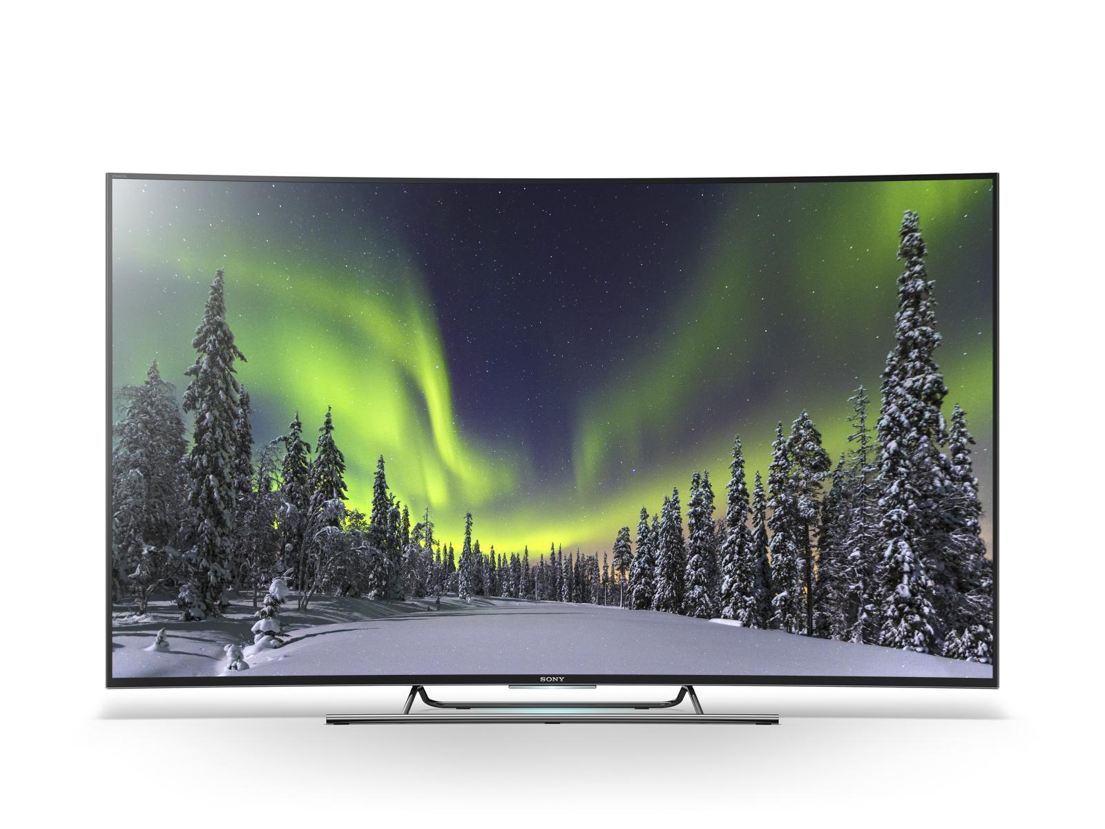 """TV 55"""" incurvée Sony KD-55S8505C - 3840x2160, 100Hz"""