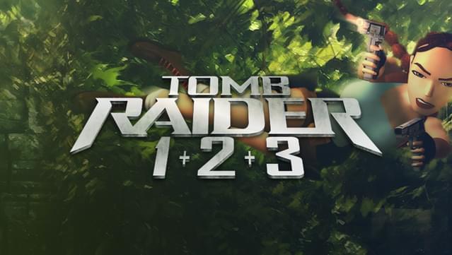 Sélection de jeux Tomb Raider en promotion sur PC - Exemple : Tomb Raider 1+2+3 (Dématérialisé - Sans-DRM)