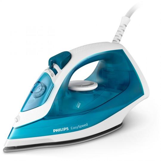 Fer à repasser Philips EasySpeed GC1744/20 - Bleu