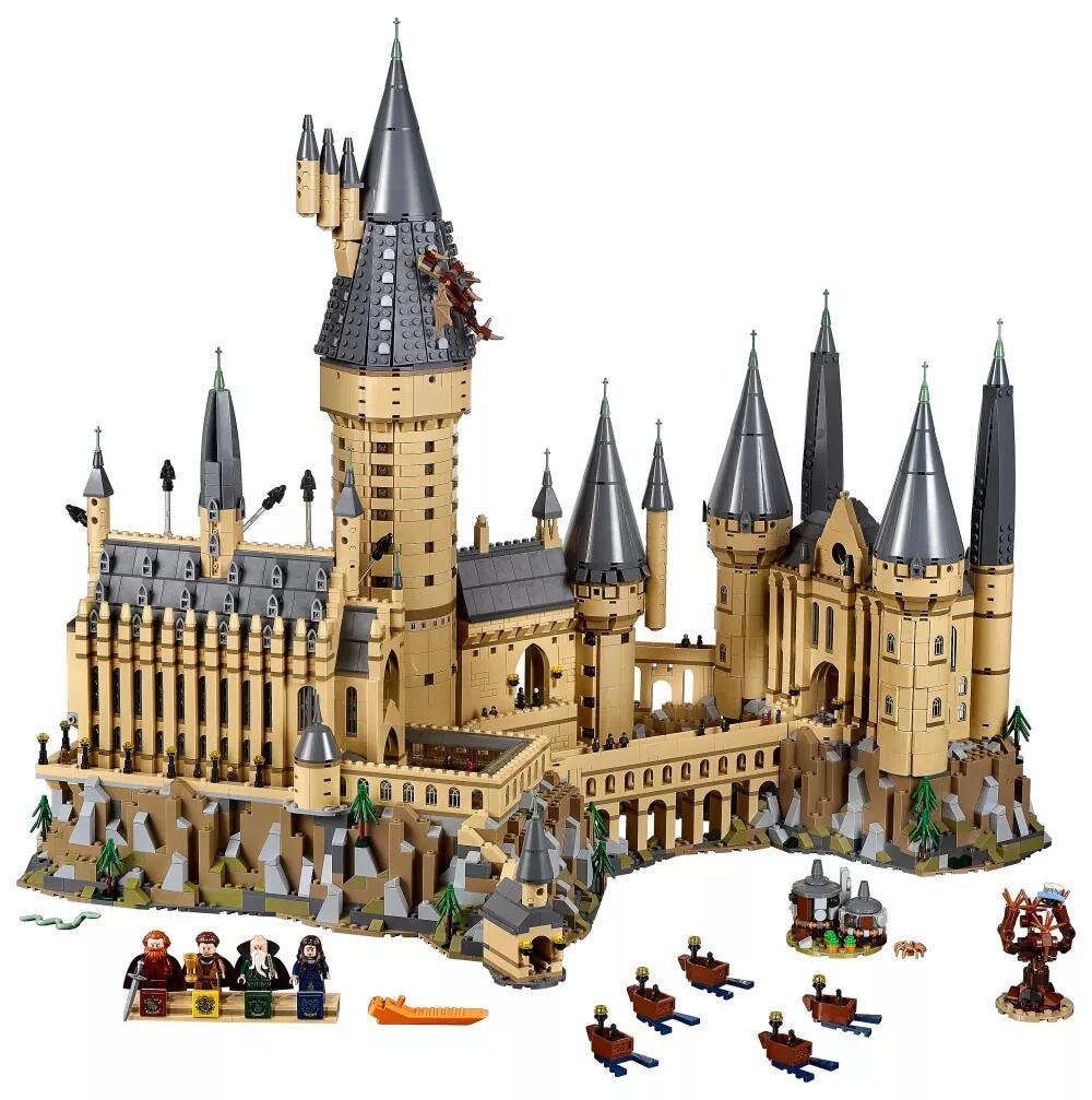 Jouet Lego Harry Potter (71043) - Le château de Poudlard