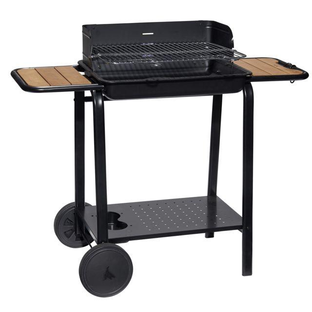 Barbecue charbon de bois Hyba s30