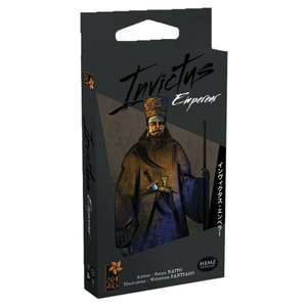 1 Deck de cartes Invictus Empereur ou Tlahtoani + 1 deck Roi