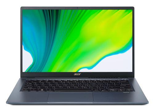 "PC Portable 14"" Acer Swift 3X SF314-510G-772Y - Full HD, i7-1165G7, 16 Go RAM, 512 Go SSD, Intel Iris Xe, Windows 10"
