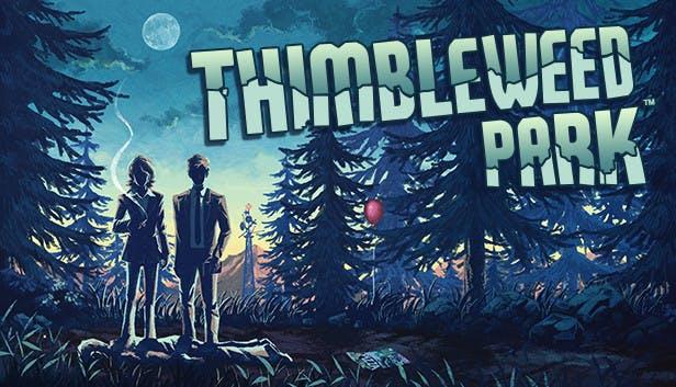 Thimbleweed Park sur PC (Dématérialisé - Steam)