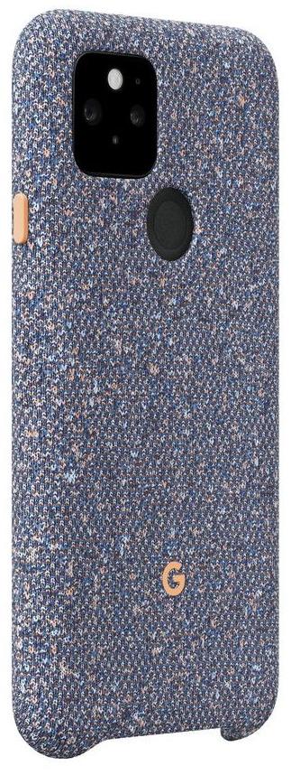 Coque officielle Google Pixel 5 - Bleue (Via remise panier)