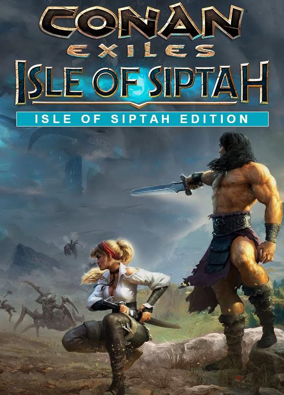Conan Exiles: Isle of Siptah Edition sur PC (Dématérialisé - Steam)