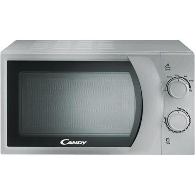 Micro-ondes pose libre CANDY CMW2070S - 20L, 700W, Gris