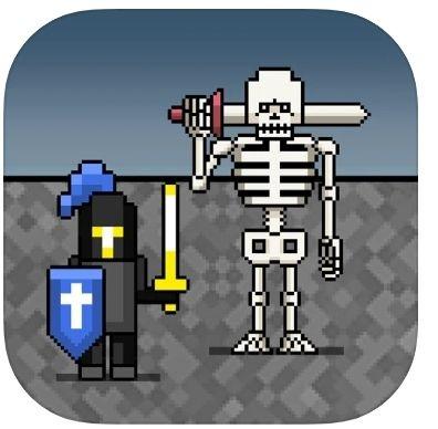 Jeu 8bitWar: Necropolis gratuit sur iOS
