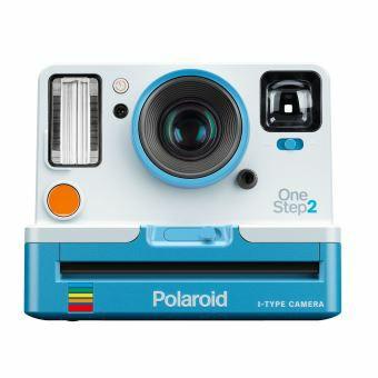 Appareil photo instantané Polaroid Originals OneStep2 Bleu avec viseur