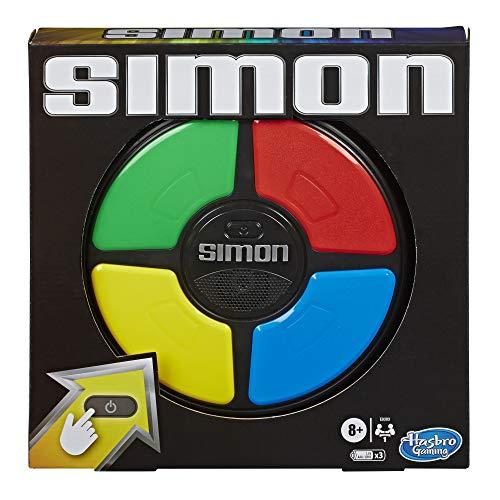 Jeu de société Hasbro Gaming - Simon