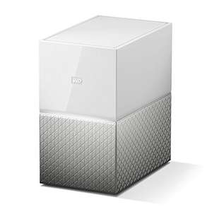 Serveur de stockage WD My Cloud Home Duo Cloud Personnel - 16 To