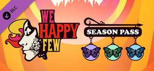 We Happy Few - Season Pass sur PC (Dématérialisé)