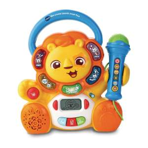 Jouet VTech Jungle Rock - Le Lion Karaoké