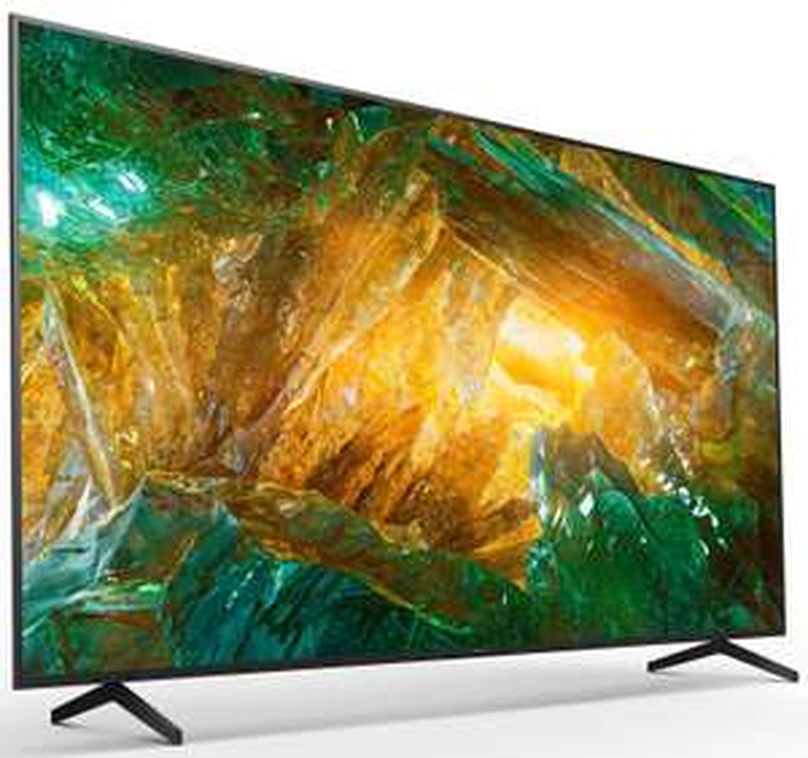 TV 65'' Sony KE-65XH8096 - 4K UHD, HDR10, Dolby Vision, Android TV