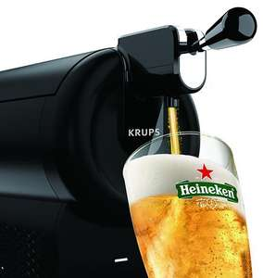 Tireuse à bière Krups The Sub Compact VB641810 (vendeur tiers)