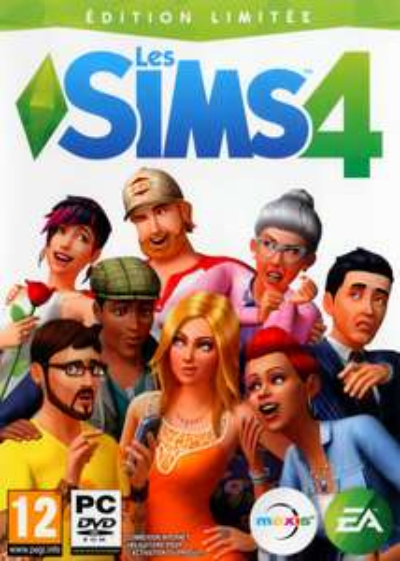 Sélection de jeux Electronic Arts en promotion - Ex : Les Sims 4 sur PC (dématérialisé)
