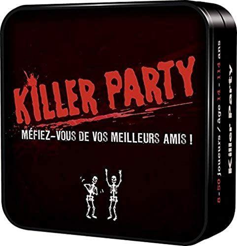 Jeu de société Asmodée - Killer Party (via coupon)
