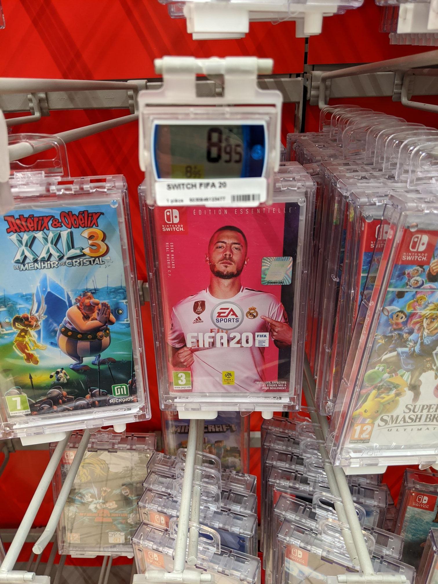 Jeu FIFA 20 sur Nintendo Switch - Quimper (29)