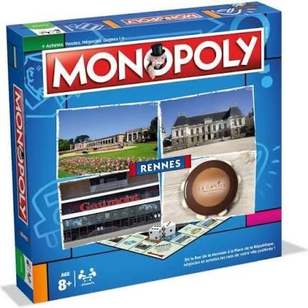 Sélection de jeux de société en promotion - Ex : Monopoly édition spéciale